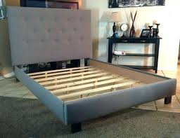 full bed frame no boxspring needed u2013 successnow info