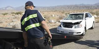 finding the right tow truck company after a car accident or