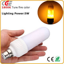 why led light bulbs flicker china fire l flicker emulation christmas decor lights led