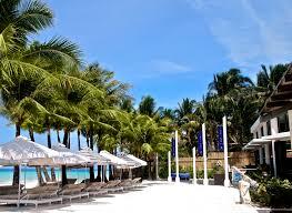 Robinson Beach House Boracay by Luxury 5 Star Resort In Boracay Discovery Shores Boracay Hotel