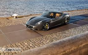 Ferrari California Specs - modified ferrari california on adv 1 wheels by baan velgen adv 1