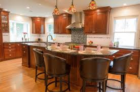 light cherry kitchen cabinets and granite cherry cabinets archives kitchens
