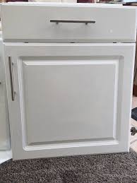 white gloss kitchen cabinet doors 10 a door in cumbernauld