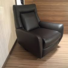 Natuzzi Leather Recliner Chair Natuzzi Editions Reclining Feature Chair Italian Leather