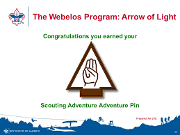 arrow of light scouting adventure welcome to the new cub adventure ppt download