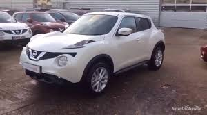 2015 nissan juke 5dr wgn nissan juke n connecta xtronic white 2016 youtube