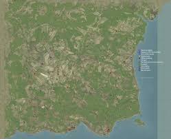 Dayz Sa Map San Andreas Vs San Andreas 2600x2048 Mapporn