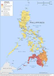 Idaho Time Zone Map Smartraveller Gov Au Philippines