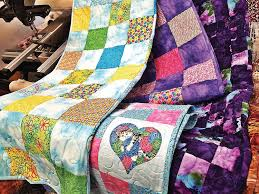 creating quilts for harvey victims the brattleboro reformer