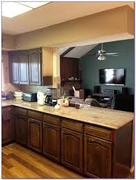 refinishing kitchen cabinets with gel stain kitchen set home