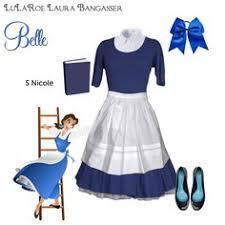Halloween Costume Belle Princess Belle Costume Beauty Beast Maid