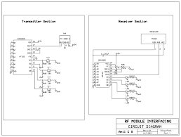 Rf Switch Matrix Schematic Diagrams Rf Module Interfacing Circuit Example Technoburst