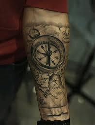 Nautical Tattoos by Geotattoo Tatunagê Pinterest Tattoo Tatting And Tatoo