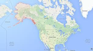 alaska on map where is alaska on map easy guides