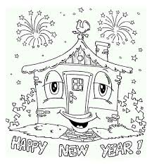 mickey mouse new years coloring pages a happy new years party in the house coloring page download