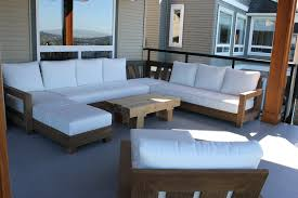 Ipe Outdoor Patio Sectional By Vandy  LumberJockscom - Ipe outdoor furniture