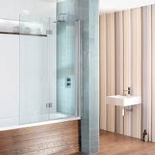 Inward Opening Shower Door Simpsons Design View 1060mm Dual Inward Opening Bath Screen