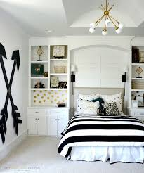 Best  Black White Bedrooms Ideas On Pinterest Photo Walls - Interior design for teenage bedrooms