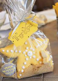 seashell shaped cookies lovely chic beachy bridal shower high heel cakes pearl sugar