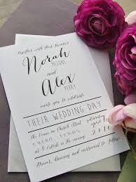 wedding invitations ideas diy wedding invitation ideas 20 popular wedding invitation wording diy