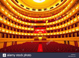 Vienna Opera House Seating Plan by Vienna Opera House Stage Stock Photos U0026 Vienna Opera House Stage