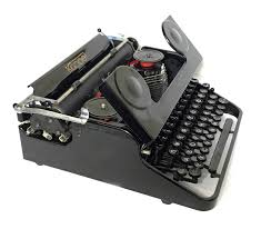 the typewriter revolution blog a late kappel portable typewriter