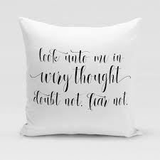 pillows with quotes decorative pillows with quotes kupon pillow cushion blanket