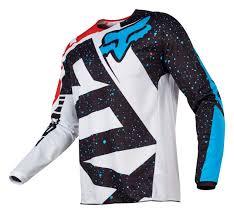 fox motocross shirt fox racing youth 180 nirv jersey revzilla
