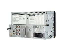 in dash digital media receiver with apple carplay alpine ilx 700