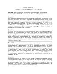 science variables worksheet free worksheets library download and