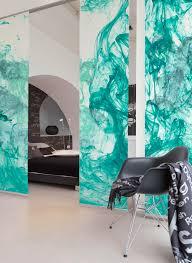 Wohnzimmer Petrol Gardinen Schwarz Petrol Blumen Möbel Ideen Und Home Design