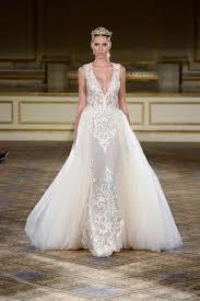 sleeveless wedding dress wedding dresses berta fall winter 2016 bridal collection inside