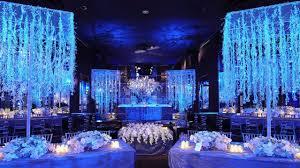 royal blue wedding reception decorations here are a few wedding