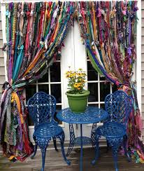 Painting Fabric Curtains Best 25 Boho Curtains Ideas On Pinterest Bohemian Curtains