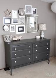 Grey Bedroom Dressers by Bedroom Grey Bedroom Dressers With Regard To Glorious Modern