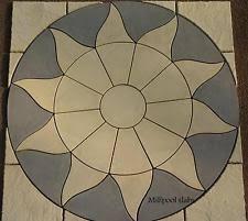Circular Patio Kit by Circle Patio Stones U0026 Paving Slabs Ebay