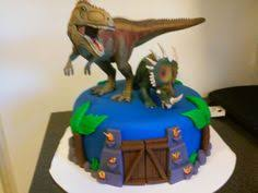 i made this for kerrins 40th birthday cake ark survival evolved