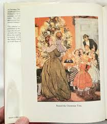 a christmas tree by charles dickens pictured in colour by h m