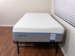 Tempurpedic Adjustable Bed Reviews Loom And Leaf Vs Tempurpedic Mattress Review Sleepopolis