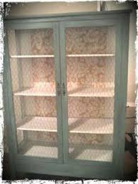 Chicken Wire Cabinet Doors Chicken Wire In Place Of Glass Adds Texture More Casual No
