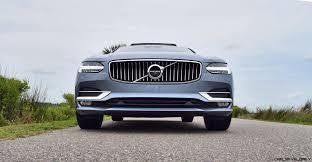 volvo vans 2017 volvo s90 t6 road test review best of 2017 award winner