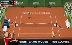 tennis apk stick tennis mod apk v1 6 7 1 6 7 mod everything unlocked