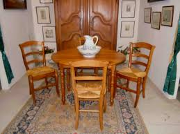 together suite set of 4 chairs sitting straw antique louis