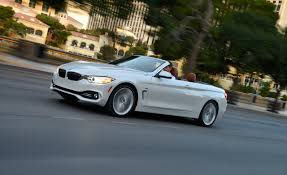 2014 bmw 4 series convertible first drive u2013 review u2013 car and driver