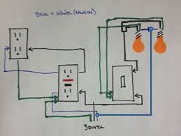 wiring diagrams to add a receptacle outlet u2013 do it yourself help