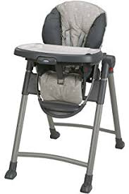 Evenflo High Chair Replacement Cover Amazon Com Evenflo Compact Fold High Chair Monaco Baby