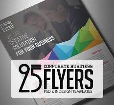 graphic design templates for flyers 25 professional corporate flyer templates design graphic design