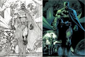 jim falk lexus robertson icons the dc comics and wildstorm art of jim lee u0026amp preview