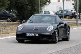 porsche 911 facelift 2015 porsche 911 turbo getting facelift