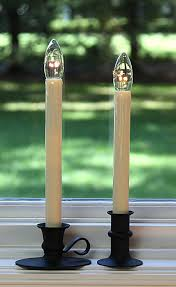 ultra bright adjustable led cordless window candle dual sided bulb